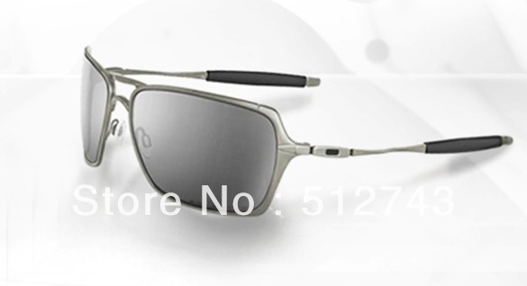 51c06419a36a Inmate Silver Frame Grey Lens Handsome Men Style Polarized Metal Inmate Lifestyle  Fashion Brand Sport Sunglasses Fashion Glasses