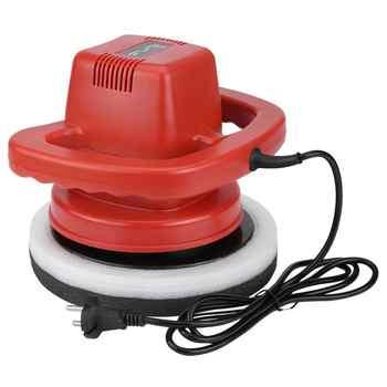10Inch 3000r/min 120W Car Electric Waxing Buffing Machine Auto Polisher Surface Cleaning EU Plug 230V Pulidora De Coche