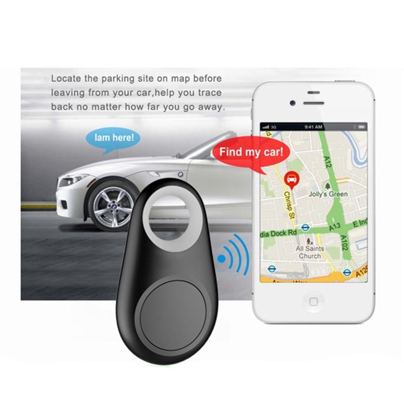 Smart Bluetooth Tracer Locator GPS Tag Alarm Wallet Key Pet Dog Key Tracker