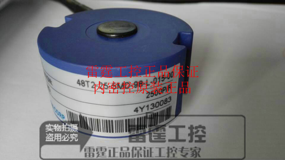 купить New original NE MI CON internal tightly controlled servo motor encoder 48T2-25-5MD-98-L-015-00 по цене 4948.13 рублей