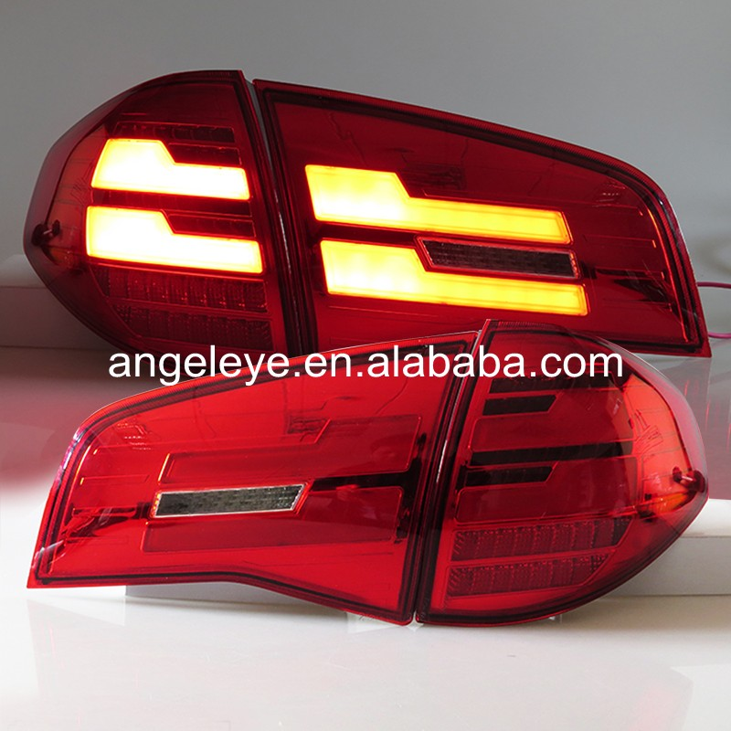 2011 2012 year For Renault for Koleos LED Tail Lights Rear Lamp back light Red color WH