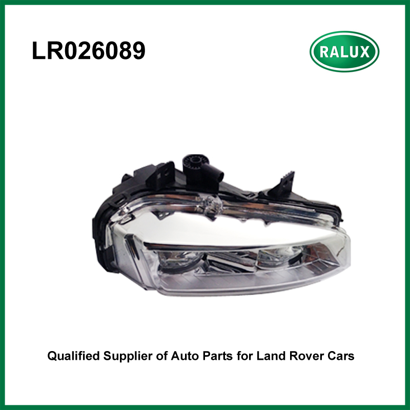 New front right Car Fog Lamp for Range Rover Evoque 2012- auto fog light supplier with high quality supplier LR026089 for land rover range rover evoque inside