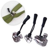 AceCamp Fixnzip комплект для ремонта молнии Съемник замена никель Fix установка для шитья куртки с капюшоном инструмент одежда мешок Винт слайдер