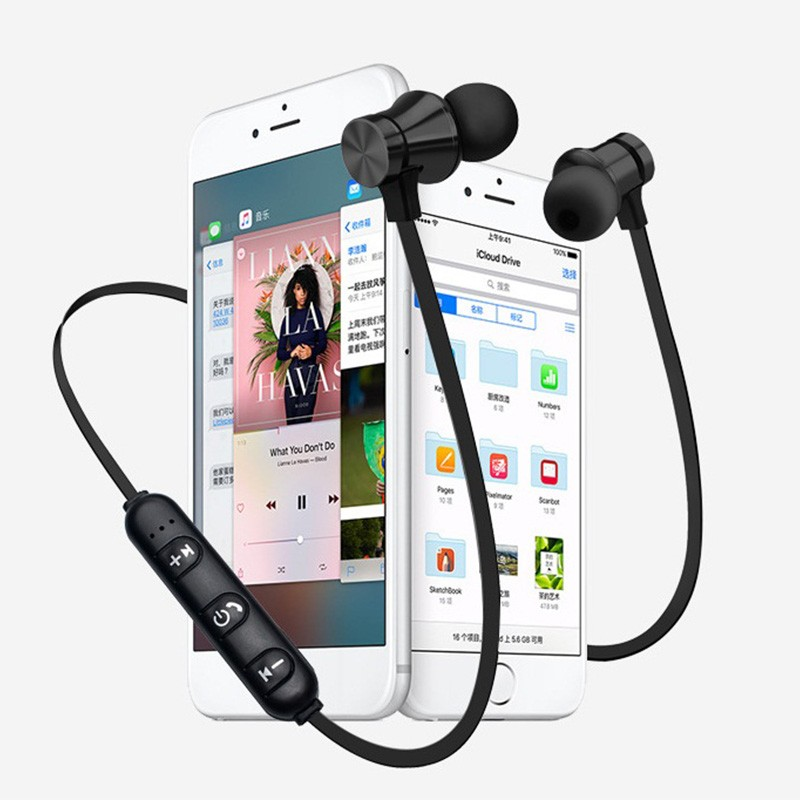 Wireless Bluetooth Earphone For Samsung Galaxy S9 Plus S8 S8+ S7 Edge S6 Active S5 S4 S2 Earphones Sport Earbuds Music Earpiece (9)