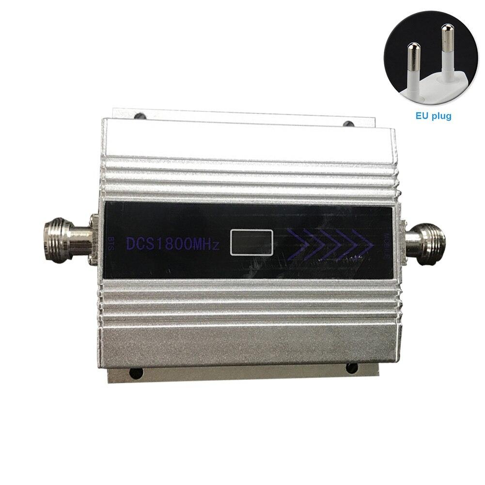DCS1800 amplificateur Portable maison Signal de téléphone Portable répéteur professionnel ensemble Booster facile à installer antenne en Aluminium en plein air