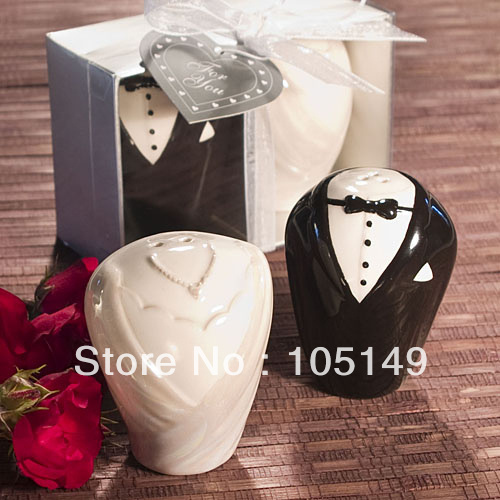 100pcslot50sets Classic Wedding Gift For Guests Bride And Groom
