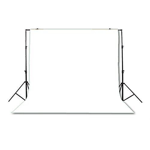 Photo Studio Background Cloth Backdrop Screen Non-woven Fabrics 3 x 3M White 5x7ft white backdrop board photo background photography white studio cloth flower rattan corridor
