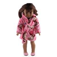 Новый стиль одежды, обувь для 18 дюймов американский одежды куклы, Бесплатная доставка! B848 + N36