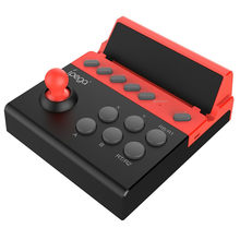 Voor Nintendo Switch Arcade 3D Joystick PG-9136 Fight Stick Controller Voor Telefoon/Pc Links Rechts Analoge Controller Accessoires(China)