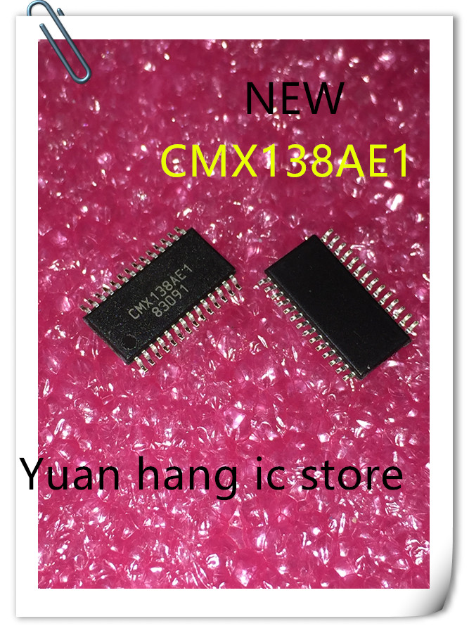 Free Shipping 2pcs/lots CMX138AE1 CMX138 New Original IC In Stock!
