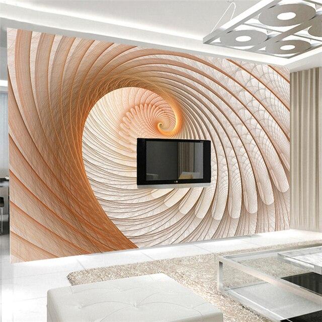 Photo papier peint moderne g om trie abstraite art mural for Moderne fototapeten