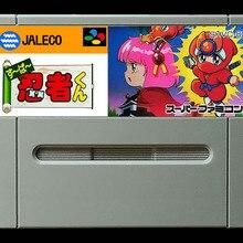 Игровые карты: Super Ninja Kun(японская версия NTSC