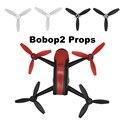 4 шт. сменный Пропеллер для Drone Parrot Bebop 2,0, быстросъемный лопасти, винт, Веер-крыло, аксессуары, запасные части, белый, красный