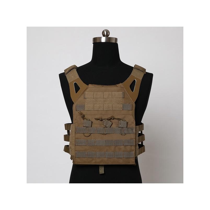 1000D Airsoft Emerson JPC Tactical Vest Simplified Version (Multicam) Tactical Vest Army Gear