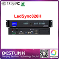 VDWALL Ledsync820h LED Видеопроцессор VAG/DVI/HDMI 1920*1080 ПИКСЕЛЕЙ RGB полноцветный светодиодный экран