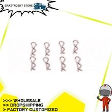 8pcs Body Clips Shell Pins For Rc Hobby Car 1 12 Wltoys L959 L969 L979 L202