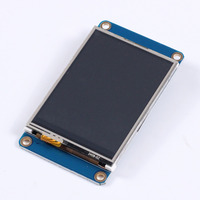 2 4 TFT USART HMI Intelligent Smart Touch Panel LCD Module Display