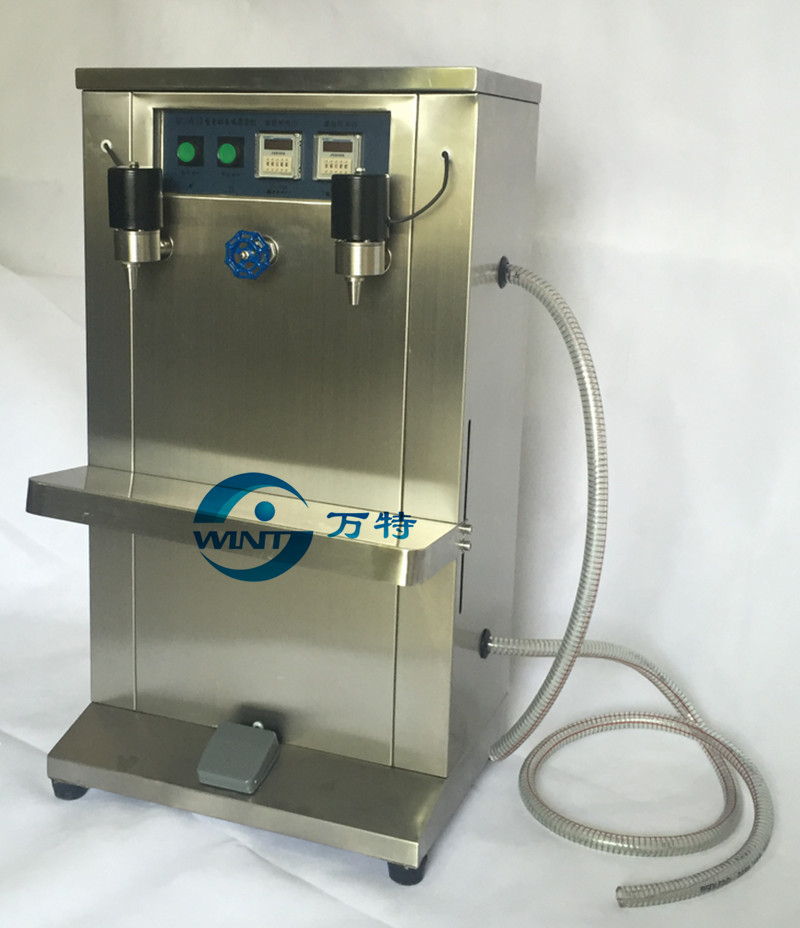 Free Shipping Self-absorption Filling Machine For Liquid Filling Machine