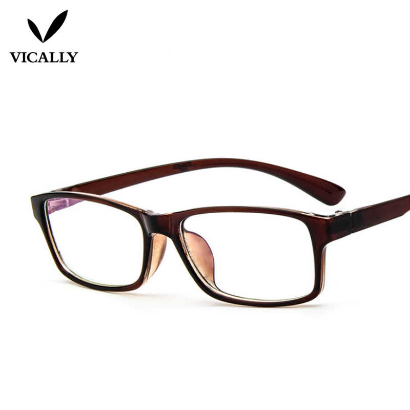 8eecec9eb0 ... Fashion Eyeglasses Frames Men Women Ultralight Acetate Eyewear Male Vintage  Student Computer Anti UV Glasses Frame ...