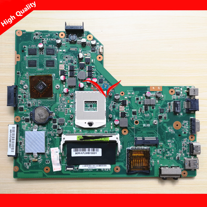 NEW !! laptop Motherboard K54LY Main Board REV2.0 / REV : 2.1 Fit For Asus K54LY K54HR X54H NOTEBOOK PC