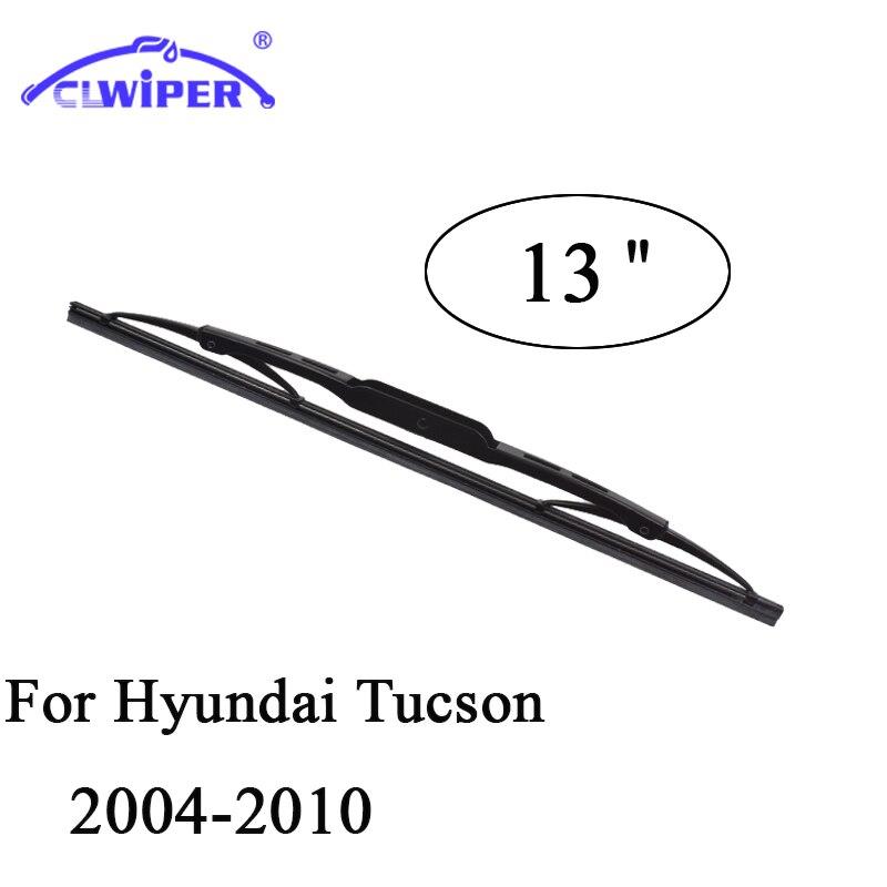 CLWIPER Wiper Blades For HYUNDAI TUCSON(2004 2010) 2005