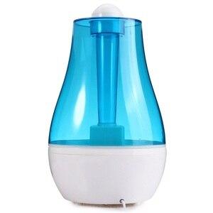 Image 3 - 3l umidificador de ar ultra sônico aroma óleo essencial difusores óleos aromaterapia para escritório família purificador de ar névoa criador fogger