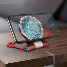 Cargador inalámbrico rápido Qi plegable para móvil, Cargador USB rápido para Samsung S20, Ultra, S8, S9, S10, Note 9, 10, iPhone 11 Pro, Max, XS, 8 Plus