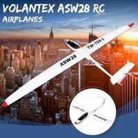 Volantex ASW28 ASW 28 2540 мм размах крыльев ЭПО Планер RC самолет PNP самолетов открытый игрушки дистанционного Управление модели