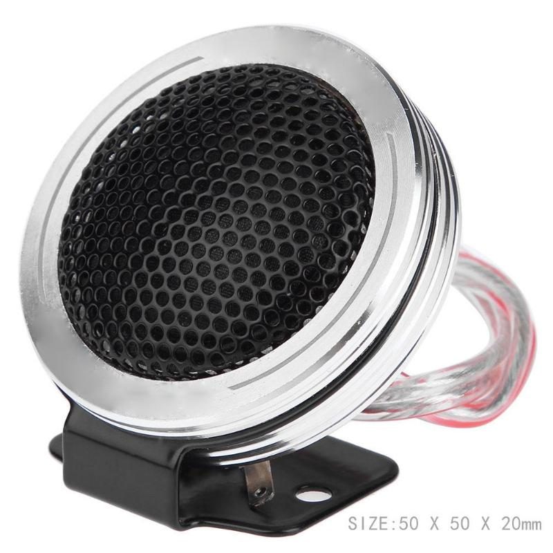2pcs YHT26 150W 2in 4ohm Car Stereo Audio System Tweeter