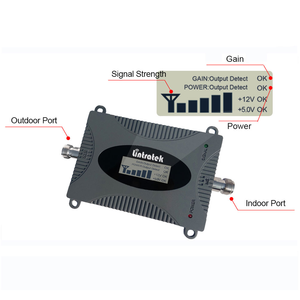Image 4 - Lintratek 3 جرام UMTS 850 ميجا هرتز (الفرقة 5) تكرار 850 ميجا هرتز شاشة الكريستال السائل الهاتف المحمول مصغرة مكرر إشارة الهاتف الخليوي GSM 850 ميجا هرتز هوائي @