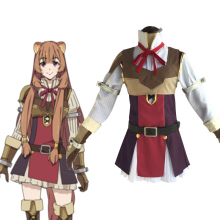 Anime The Rising Of Shield Hero Cospay Costumes Raphtalia Cosplay Costume Halloween Party Tate No Yuusha Nariagari