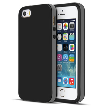 Mundulea TPU For iphone 5 Hybrid Matte Cover for iphone SE Case TPU Silicone Coque For iphone 5S Cases Capa Screen Protector iPhone