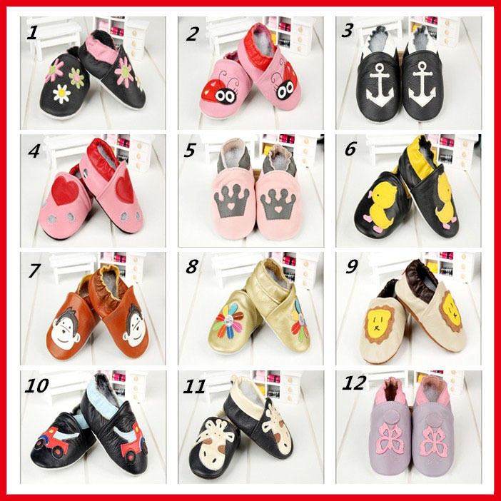 Lovely-Styles-of-Genuine-Leather-Baby-Girls-Soft-Shoes-Infant-Booties-Baby-Boys-First-Walker-Shoes-Cow-Leather-Bebe-Shoes-4
