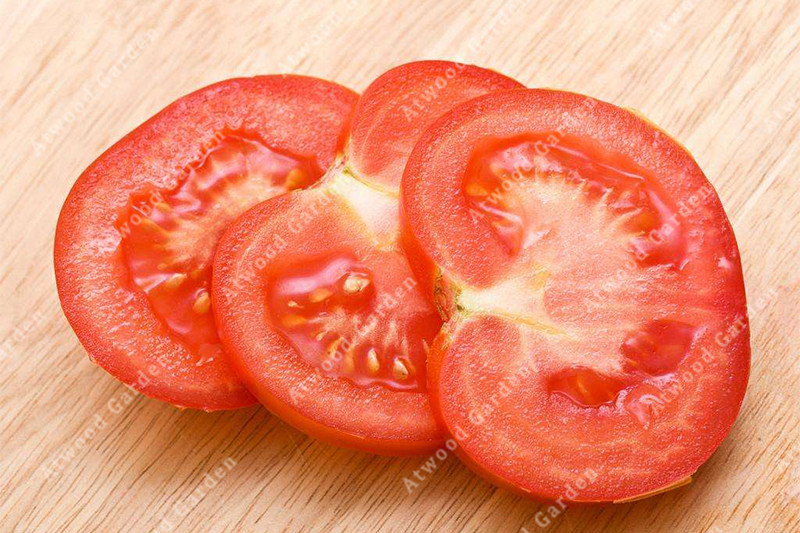 Garden Pots & Planters Zlking Tomato Fresh Red big Beef Fruit 100 Grams Professional Pack Organic Crack Resistant Indeterminate High Quality And Inexpensive