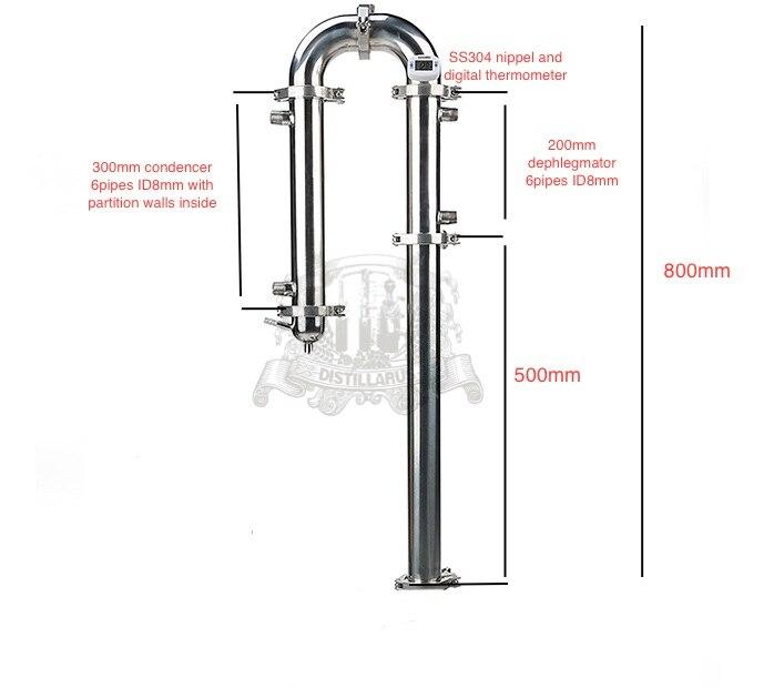 NEW 2018 People's distiller Antonich 2.0 diameter 2 (51mm)