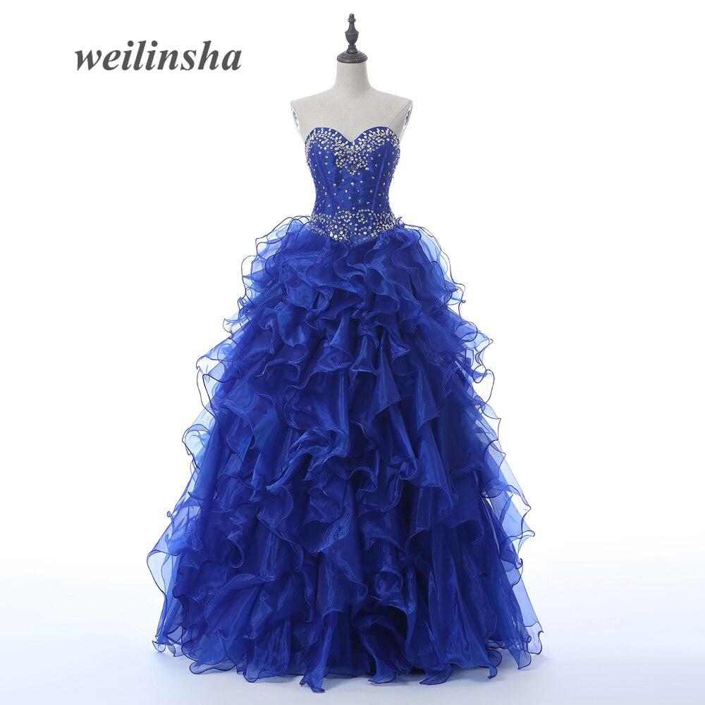 Pernikahan De 15 Anos Sayang Beade Tieredd Adln Murah Royal Blue Kaisar Angguna 250 Cc Quinceanera Gaun Gowns 2017 Debutan Sweet 16 Dresses
