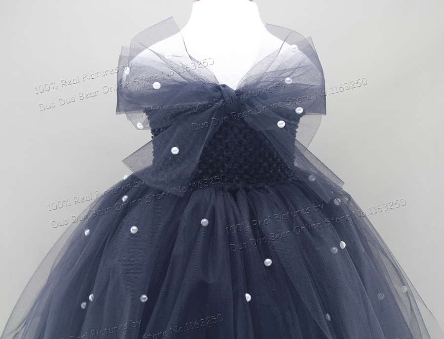 Colorful Black Baby Gown Component - Wedding Dresses From the Bridal ...