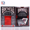 Bicycle Architecture Playing Cards Felt Vellum Paper Tuck Case Deck by USPCC Magic Tricks