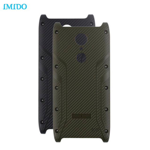 IMIDO For HOMTOM HT20 Battery Case Cover Protective Battery Cover for Homtom HT20 Anti-knock Phone Shell