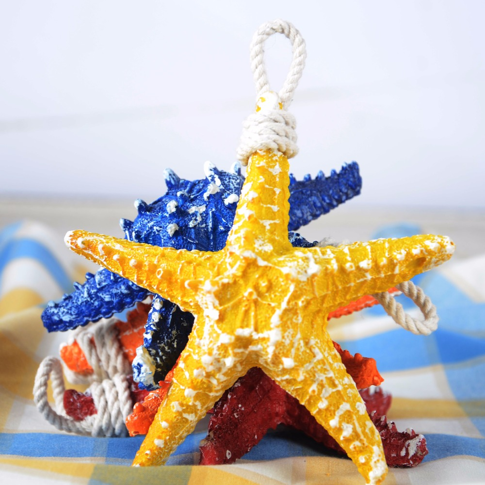 Creative Mediterranean C Starfish Pendant Conch Ss Decoration China Mainland