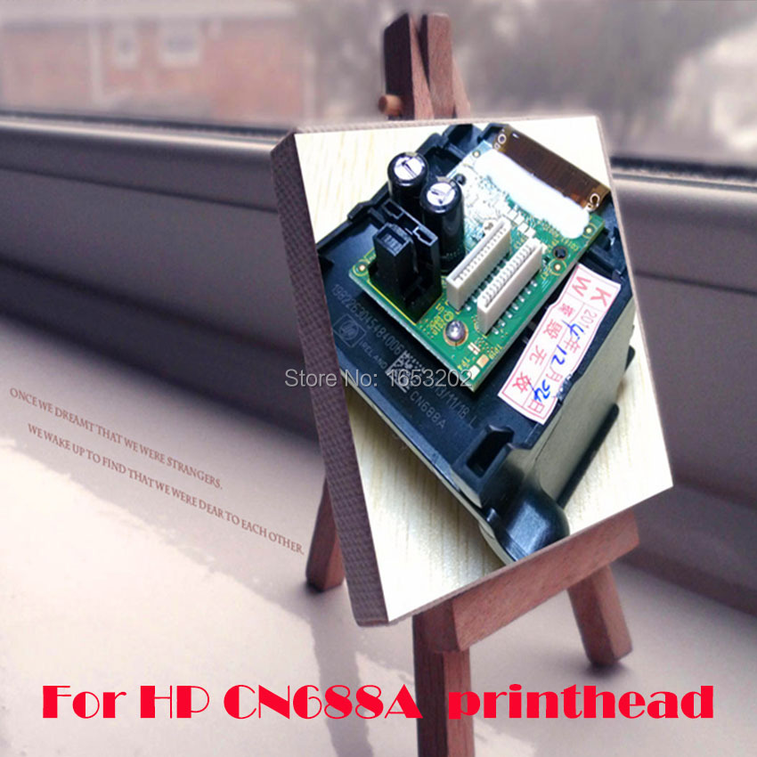 1 PC Print Head For HP CN688A Printhead For HP Photosmart 3070A 4610 4620 4615 4625 3525 5510 6510 7510 Printer Head