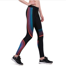 New Style Printed font b Running b font Tights Women Leggings Sports Fitness Jogging Workout Yoga
