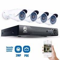 JOOAN Security Camera Mini 4ch H 264 Cctv Dvr Full D1 Hdmi Ptz Network Dvr Recorder