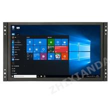 Полный Просмотр 11,6*1080 1920 дюймов широкий промышленный открытый рамки емкостный сенсорный мониторы с VGA/HDMI/USB интерфейс колонки