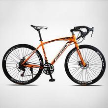 26 Polegada 21 velocidade bicicleta de estrada engrenagem fixa para homem e mulher
