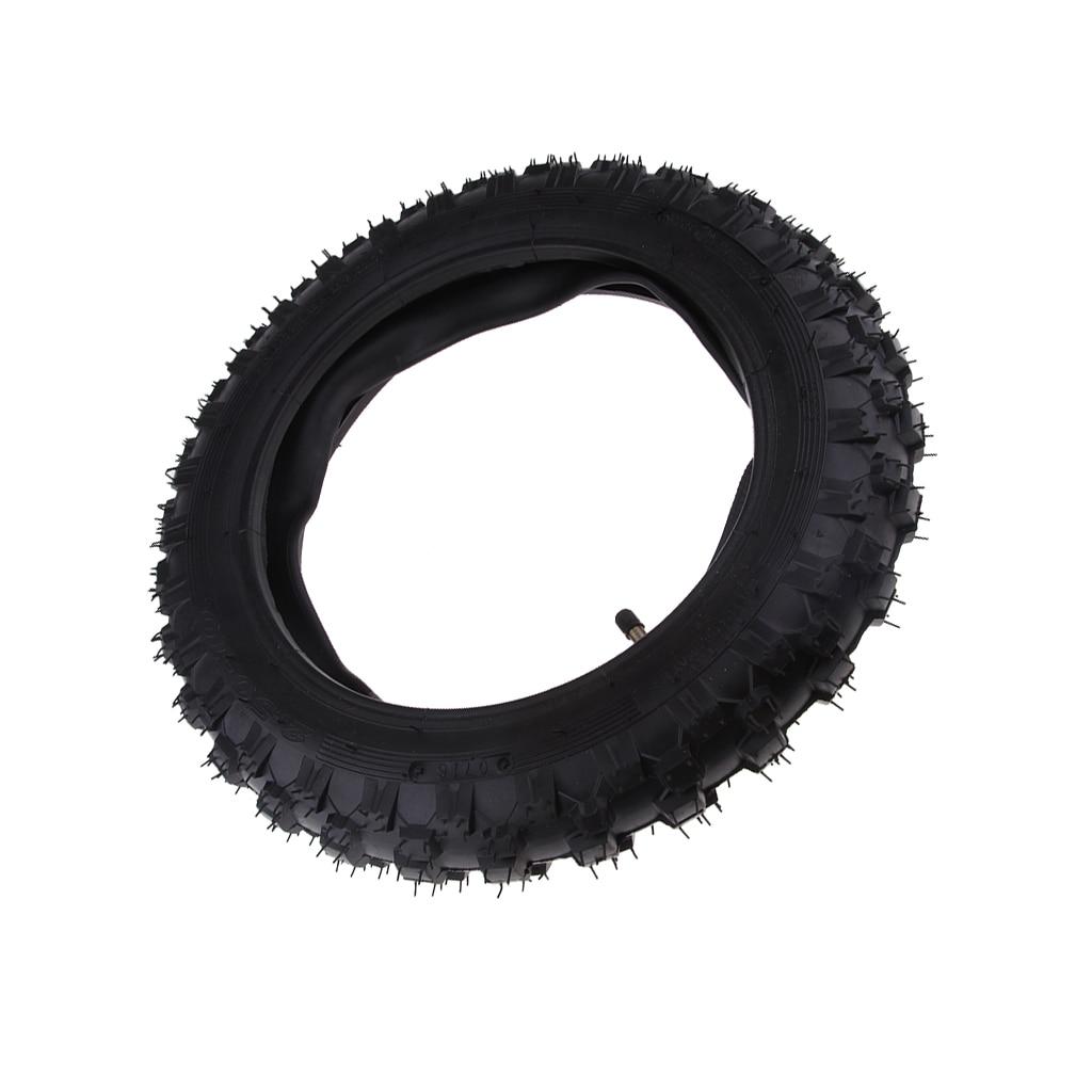 2.50-10 2.50x10 moto Scooter pneu et chambre à air adapté pour Honda CRF50 XR50 haute qualité en caoutchouc résistance à l'usure