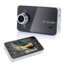 Auto Tachograph 2.4″ Full HD 1080P Car Camera DVR Camcorder Video Recorder