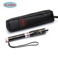 Easy Carrying Visual Fault Locator 10mW 10KM Komshine KFL 10P 10 LC Fiber Optic Laser For
