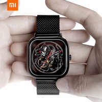 Xiaomi Mijia CIGA Watch Hollowed-out Mechanical Wristwatches Watch Reddot Winner Stainless Fashion Luxury Automatic Watches