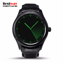 Q3 Smart Watch Phone Android GPS Tracker Reloj Inteligente Pulsmesser Uhr Tragbare Geräte WIFI 2G/3G SIM Smartwatch